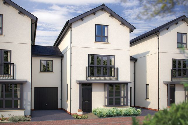 "Thumbnail Link-detached house for sale in ""The Dowdeswell II"" at New Barn Lane, Prestbury, Cheltenham"