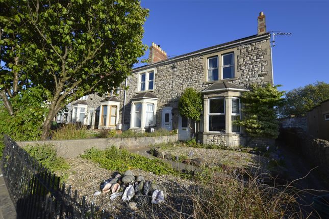 Thumbnail End terrace house for sale in Radstock Road, Midsomer Norton, Radstock, Somerset