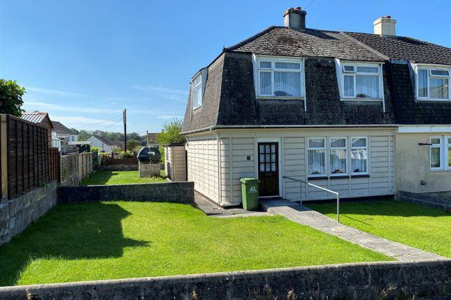 3 bed semi-detached house for sale in Glebelands, Holsworthy EX22