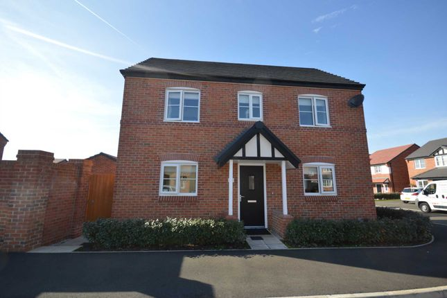 Thumbnail Detached house for sale in Memorial Drive, Birkenhead