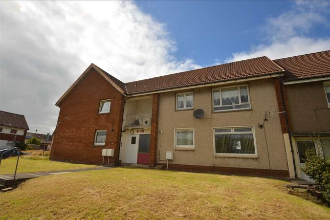 Thumbnail Flat for sale in Boswell Drive, Blantyre, Glasgow