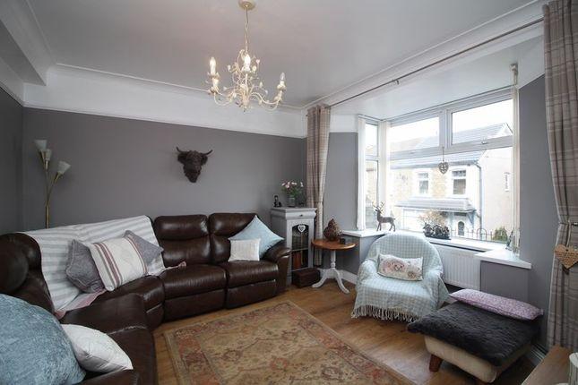 Thumbnail End terrace house for sale in Llantrisant Road, Graig, Pontypridd