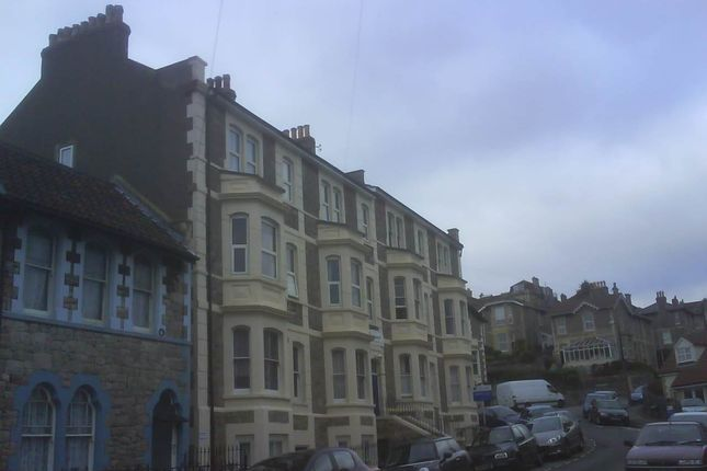 Thumbnail Flat to rent in Longton Grove Road, Weston-Super-Mare, North Somerset