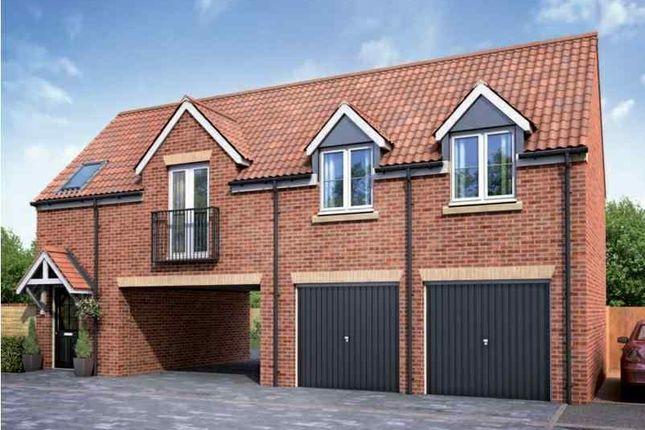 Thumbnail Detached house for sale in Main Road, Barleythorpe, Oakham