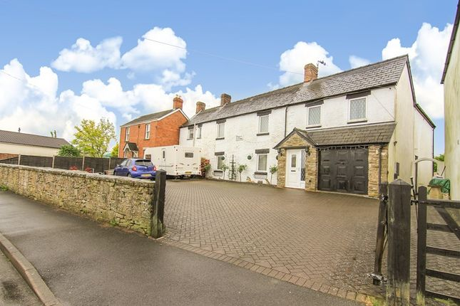 Thumbnail Detached house for sale in Chapel Road, Berry Hill, Coleford