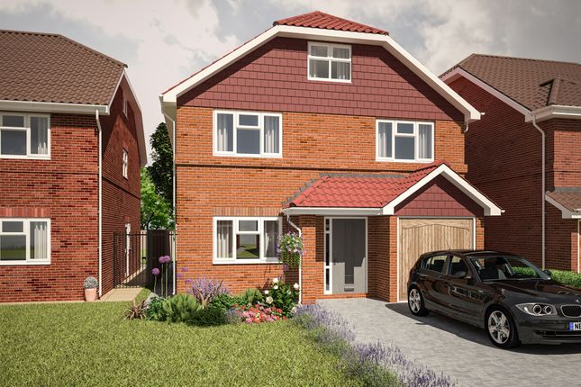 Thumbnail Detached house for sale in Northview Road, Luton