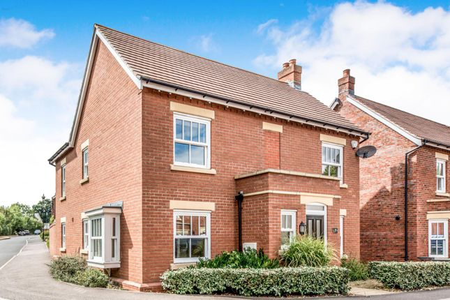 Thumbnail Detached house to rent in Burr Close, Kempston, Bedford