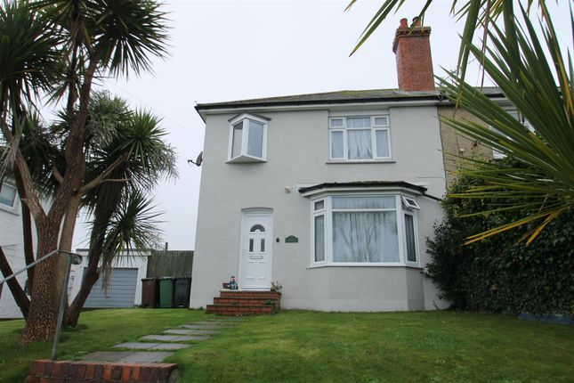 Thumbnail Semi-detached house for sale in The Marlowes, Hastings Road, Bexhill-On-Sea