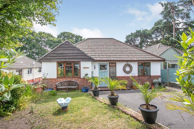 Thumbnail Bungalow for sale in Meadow View Road, Bournemouth