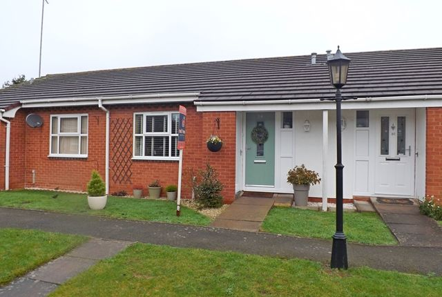 Thumbnail Bungalow for sale in Burford Gardens, Evesham