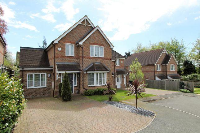 Thumbnail Semi-detached house for sale in Hunton Close, Hunton Bridge, Kings Langley