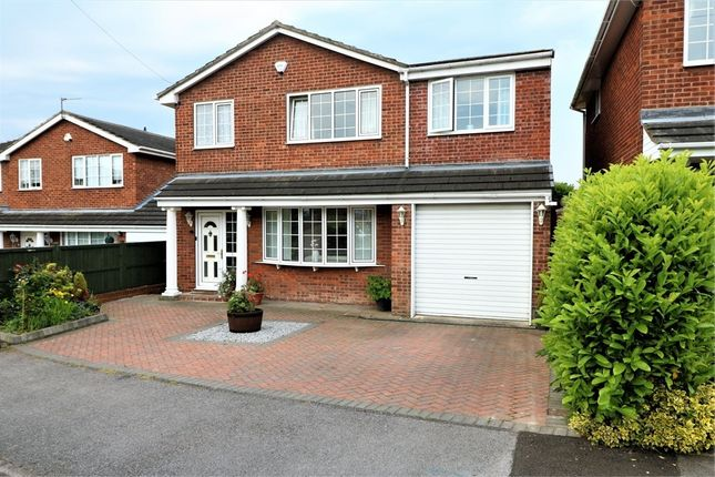 Thumbnail Detached house for sale in Howden Close, Darton, Barnsley, South Yorkshire