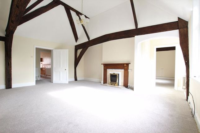 Thumbnail Flat to rent in College Yard, Gloucester