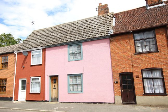Thumbnail Cottage for sale in The Street, Bramford, Ipswich, Suffolk