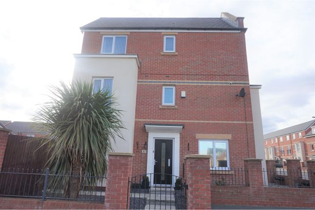 Thumbnail Semi-detached house for sale in Davy Street, Liverpool
