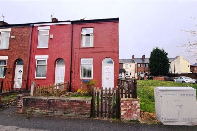 3 bed end terrace house for sale in Fairfield Road, Droylsden, Manchester M43