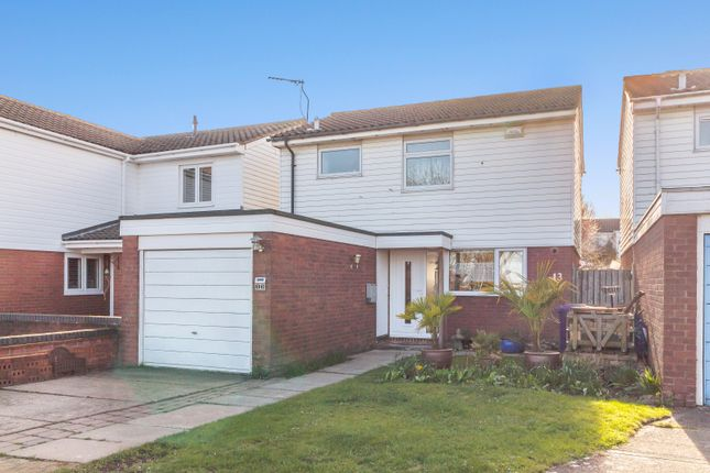 Thumbnail Detached house for sale in Blackmore, Letchworth Garden City