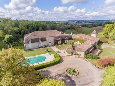 Thumbnail Country house for sale in Eymet, Dordogne, France