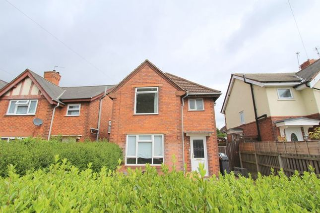 Thumbnail Detached house to rent in Ryle Street, Bloxwich, Walsall