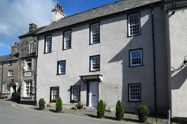 Thumbnail Flat for sale in Flat 4, Church Town House, The Square, Cartmel, Grange-Over-Sands