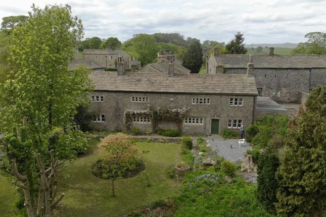 Thumbnail Detached house for sale in Gledstone Road, West Marton, Skipton