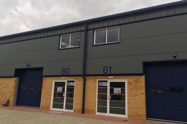 Thumbnail Warehouse to let in Unit 61 Glenmore Business Park, Portfield, Chichester, West Sussex