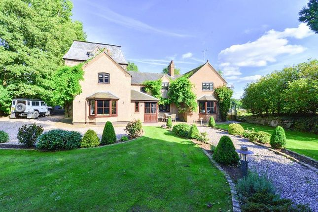 Thumbnail Property for sale in Hill Chorlton, Newcastle-Under-Lyme