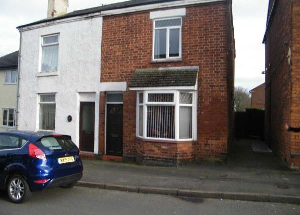 Thumbnail Semi-detached house for sale in 103 Weaver Street, Winsford, Cheshire