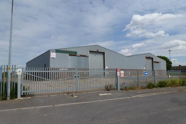 Thumbnail Light industrial to let in Plot 14, Newdown Road, South Park Industrial Estate, Scunthorpe, North Lincolnshire