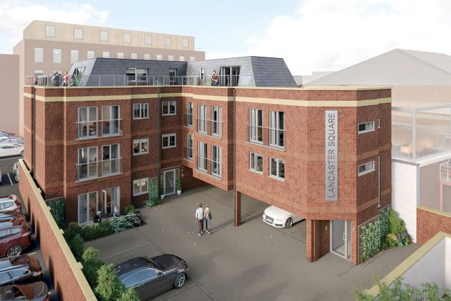 Thumbnail Flat for sale in Volunteer Street, Chester