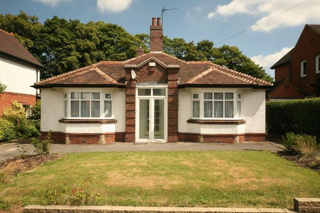 Bungalow to rent in Airdale Road, Stone
