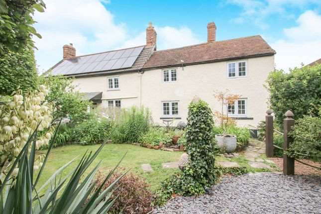 Thumbnail Detached house for sale in Oak Lane, Cheddon Road, Taunton