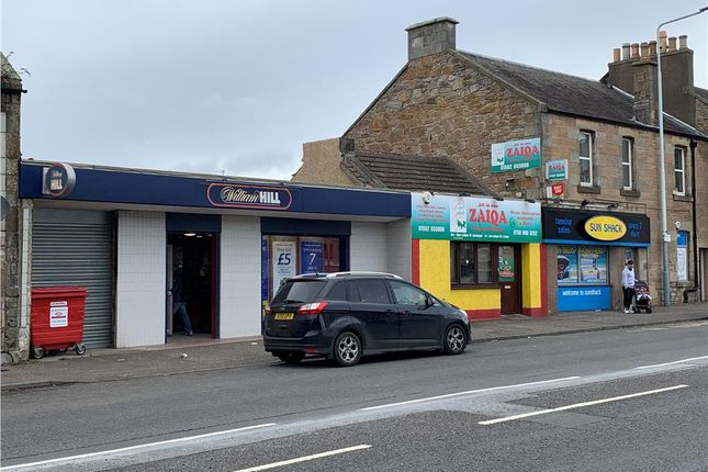 Thumbnail Retail premises for sale in 175-179A, St Clair Street, Kirkcaldy