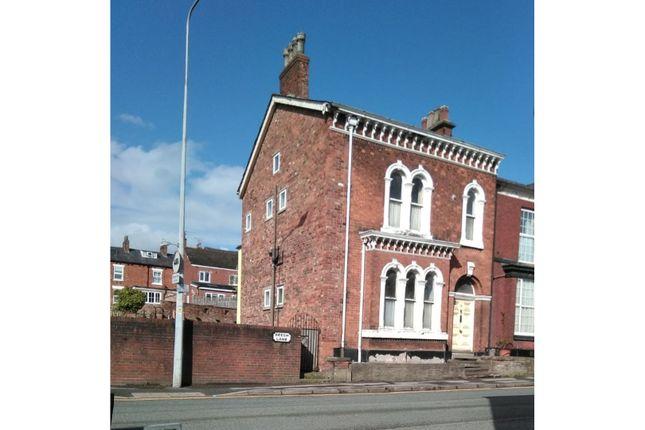 Thumbnail End terrace house for sale in Beech Lane, Macclesfield