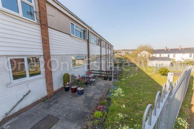 Thumbnail Flat for sale in High Street, Pontypool