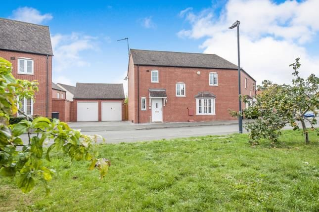 Thumbnail Semi-detached house for sale in Addison Drive, Stratford Upon Avon, Warwickshire