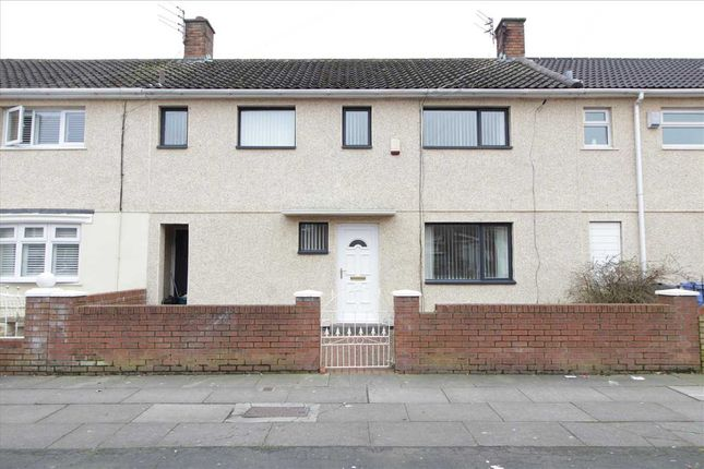 Terraced house for sale in William Roberts Avenue, Kirkby, Liverpool