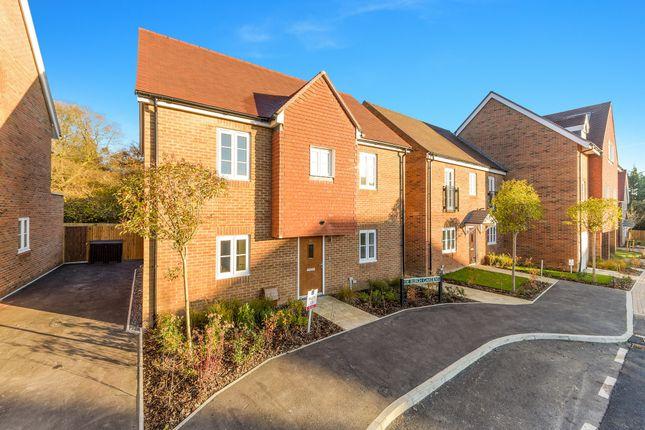 Thumbnail Detached house for sale in The Ecclestone, De Burgh Gardens, Epsom Down, Tadworth