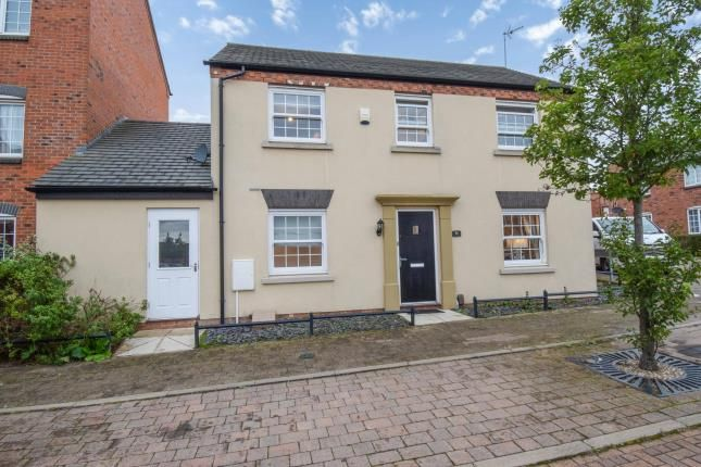 Thumbnail Detached house for sale in Nine Riggs Square, Birstall, Leicester, Leicestershire