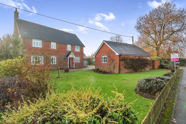 3 bed detached house for sale in Long Green, Bedfield, Woodbridge