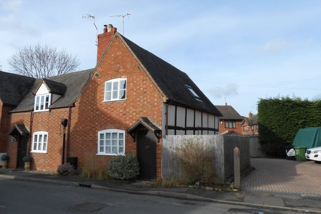 Thumbnail Cottage to rent in Wyre Piddle, Pershore, Worcestershire