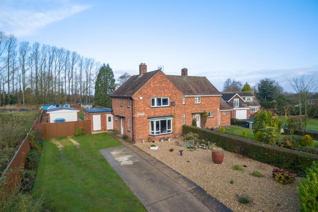 Thumbnail Semi-detached house for sale in Station Road, Ludborough, Grimsby