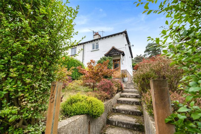 3 bed semi-detached house for sale in Lodge Hill Road, Lower Bourne, Farnham GU10