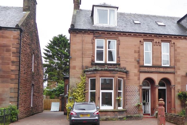 Thumbnail Semi-detached house for sale in Rae Street, Dumfries, Dumfries And Galloway.