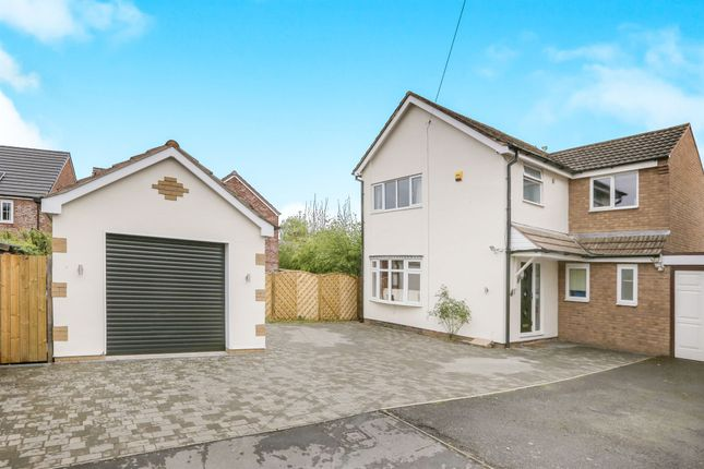 Thumbnail Link-detached house for sale in Ivetsey Close, Wheaton Aston, Stafford