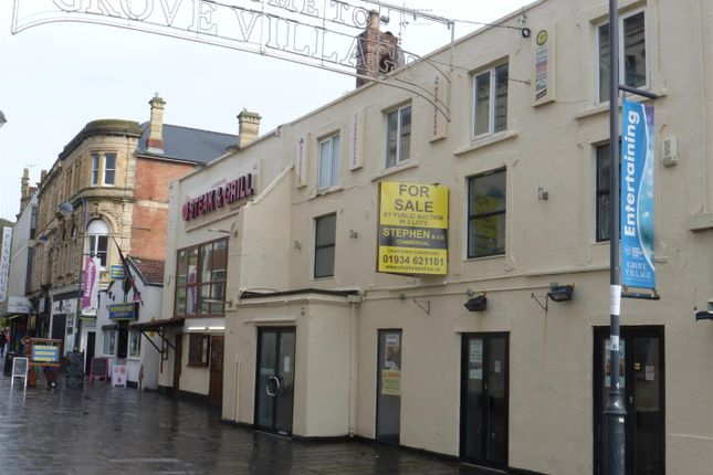 Thumbnail Pub/bar for sale in High Street, Weston-Super-Mare
