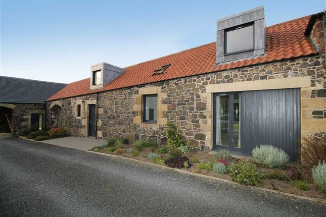 Thumbnail Barn conversion for sale in 1, Lindifferon Court, Near Letham, Fife