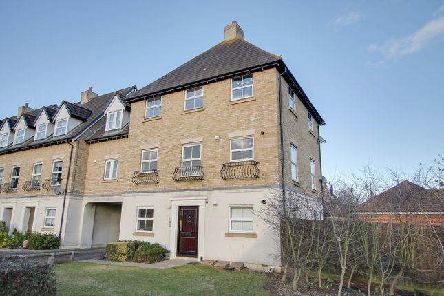 Thumbnail Flat for sale in Robin Crescent, Stanway, Colchester