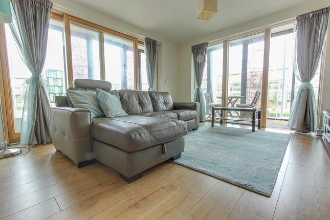 Thumbnail Flat for sale in Addenbrookes Road, Trumpington, Cambridge