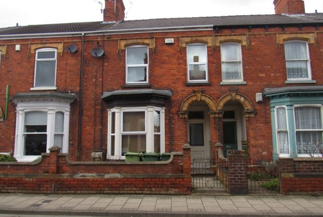 Thumbnail Flat to rent in Mill Road, Cleethorpes